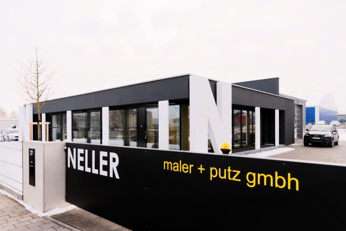 Neller Maler + Putz GmbH, Hallstadt