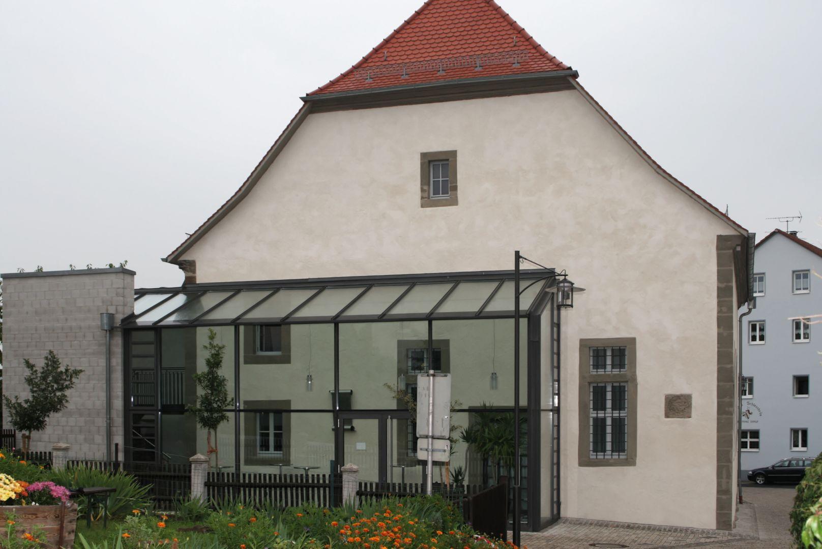 Haus der Kultur, Reckendorf