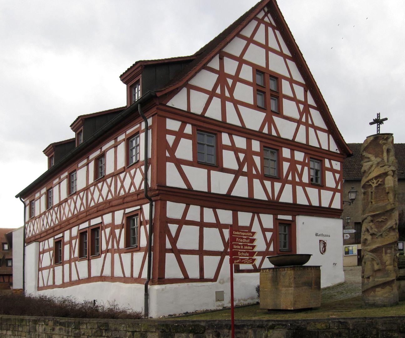 Rathaus, Viereth