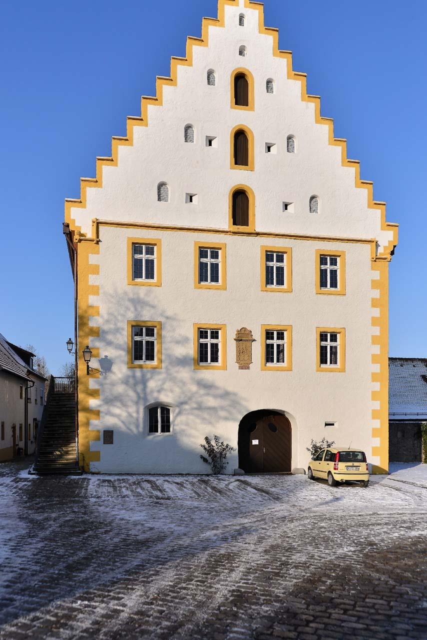Schloss, Trunstadt