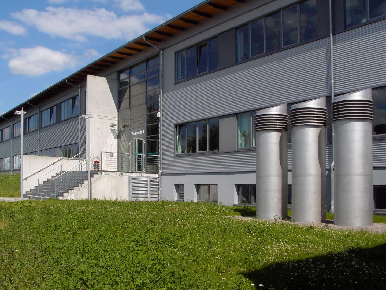 Forschungs- und Laborgebäudes der Technischen Universität Ilmenau