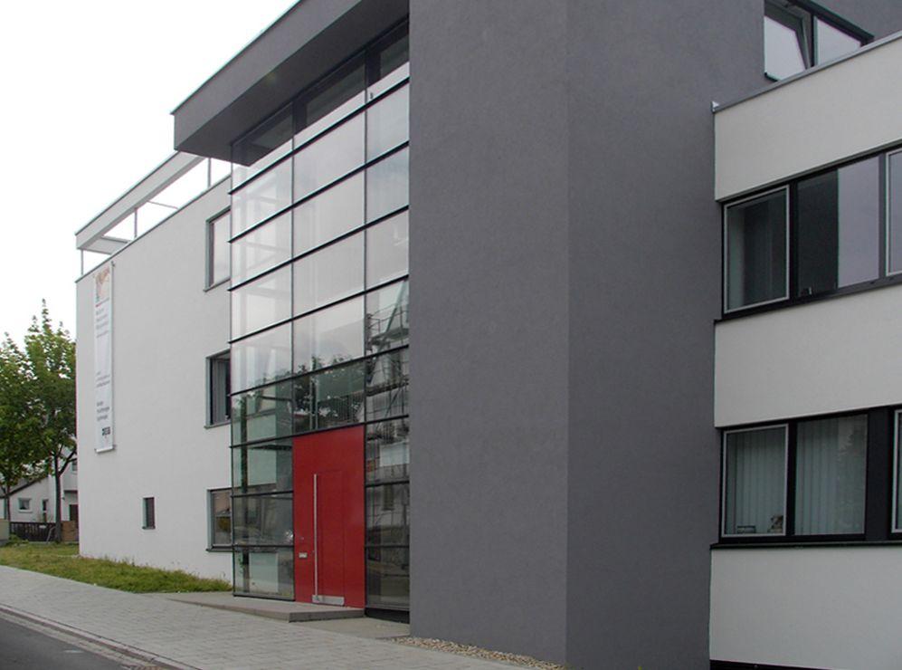 Umbau und Sanierung des ehemaligen Freizeitwerkes St. Heinrich zur Fachschule in Bamberg