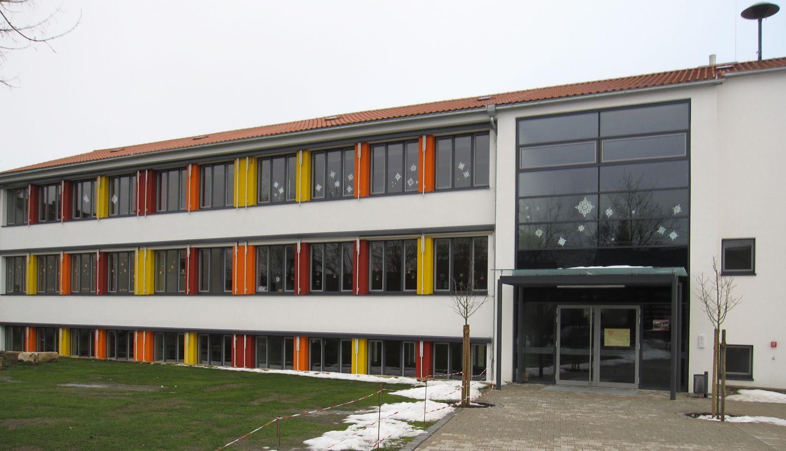 Grund- und Mittelschule, Lisberg